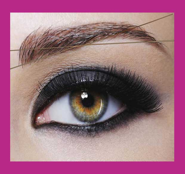 threading eyebrow tratment perfections beauty clinic larne